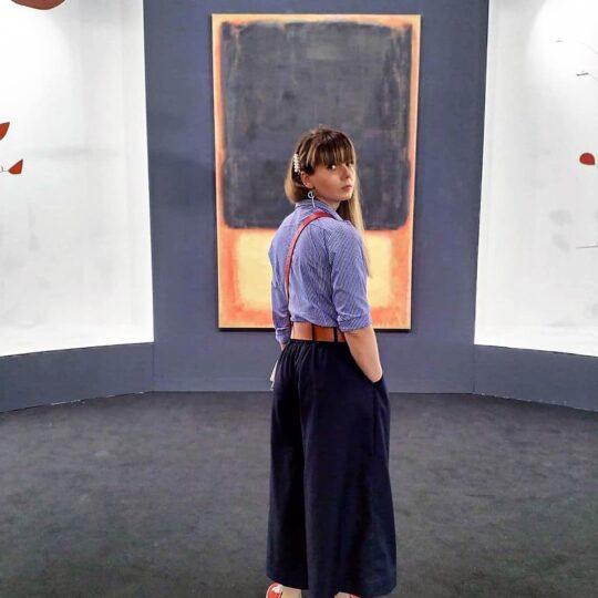 Катерина Гай, арт-менеджерб курато, співласниця ST•H Gallery.